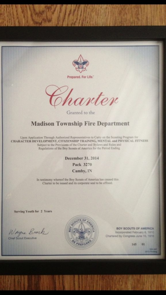 Madison Township Supports our Youth
